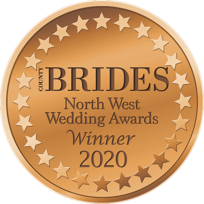 Country Brides North West Wedding Awards Finalist 2020